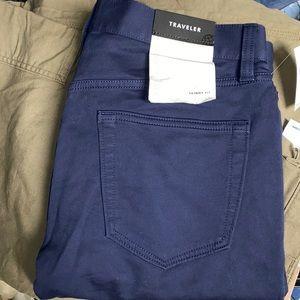 32 34 Banana Republic Traveler Skinny Pants Jeans